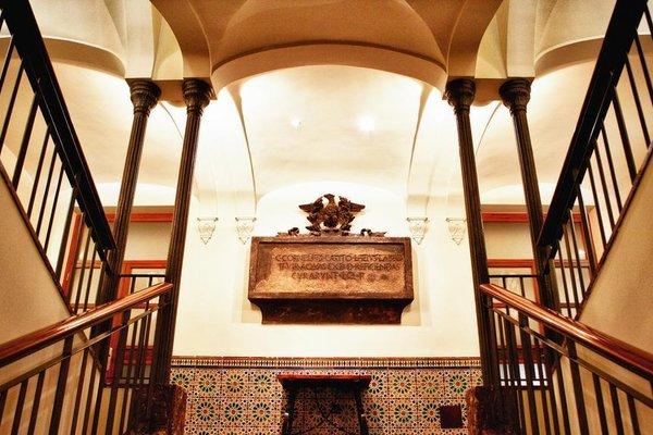 Balneario de Archena - Hotel Termas - фото 16