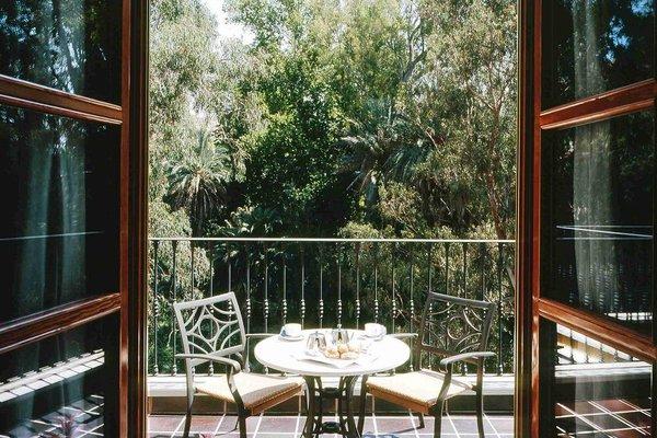 Balneario de Archena - Hotel Termas - фото 17