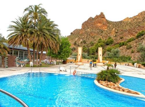 Balneario de Archena - Hotel Termas - фото 21