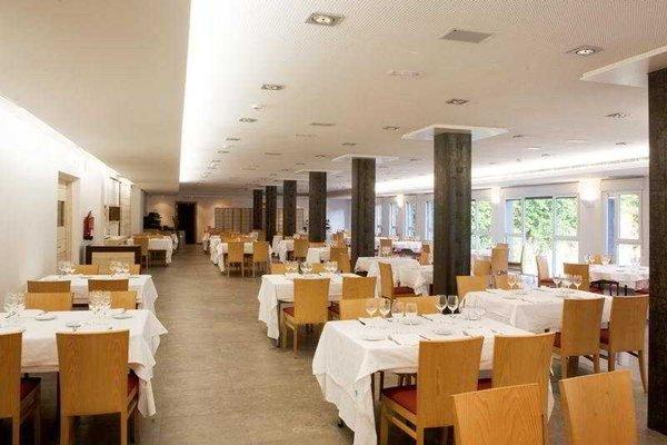 Hotel Santuario de Arantzazu - фото 11