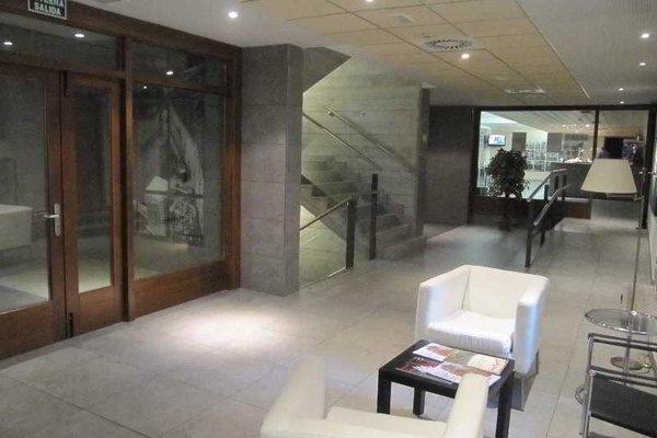 Hotel Santuario de Arantzazu - фото 16