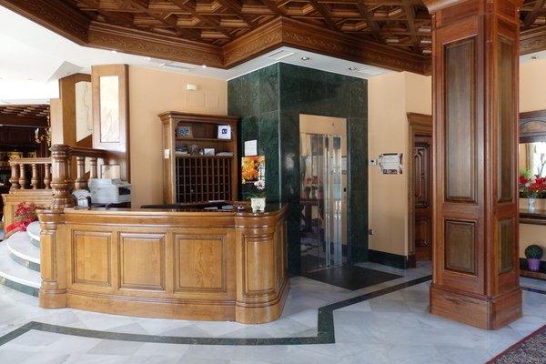 Hotel Aranda - фото 20