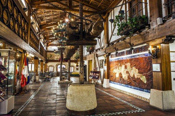 Hotel Tudanca-Aranda II - фото 19