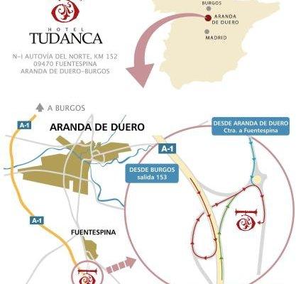 Hotel Tudanca-Aranda II - фото 5
