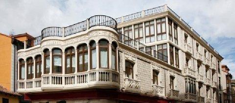 Hotel Villa de Aranda - фото 20