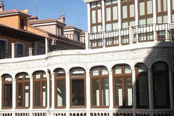 Hotel Villa de Aranda - фото 21