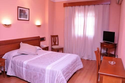 Hotel Los Castanos - фото 2