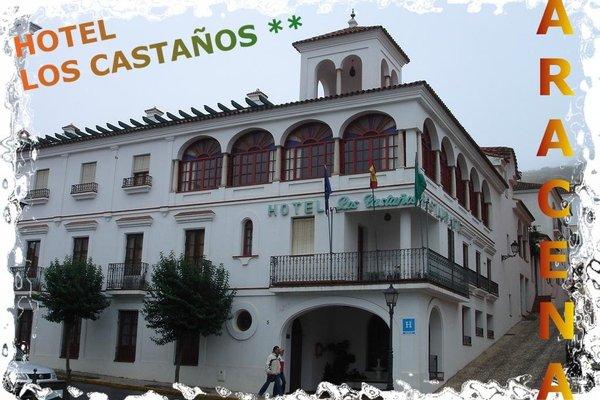 Hotel Los Castanos - фото 22