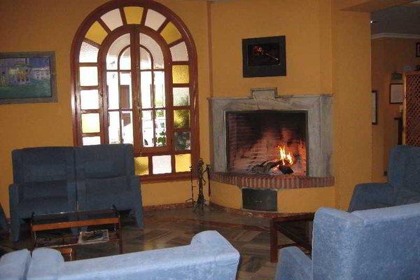 Hotel Los Castanos - фото 4