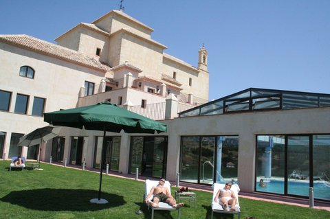 Hotel Convento La Magdalena - фото 22