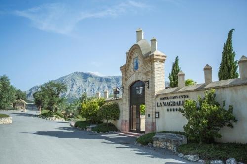 Hotel Convento La Magdalena - фото 23