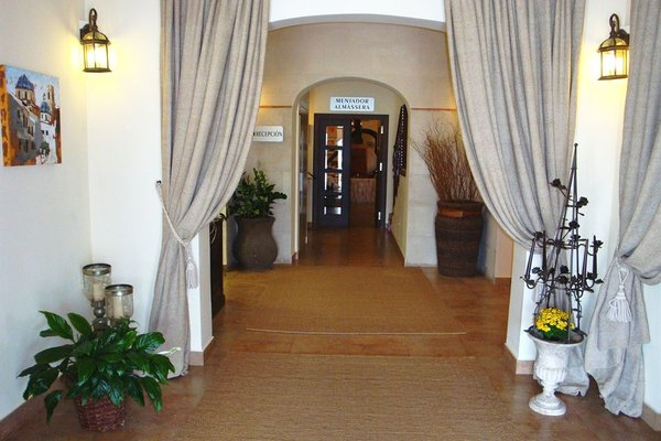 Hotel Tossal d'Altea - фото 18