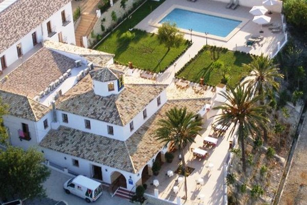 Hotel Tossal d'Altea - фото 21