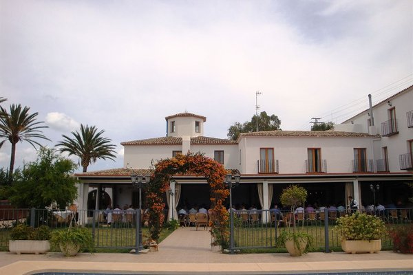 Hotel Tossal d'Altea - фото 23
