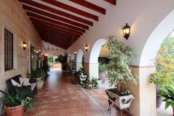 Hotel Tossal d'Altea - фото 7
