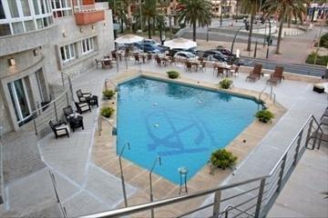 Gran Hotel Almeria - фото 21