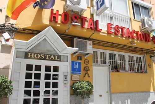 Hostal Estacion - фото 15