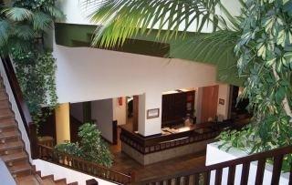 Hotel Marquesado de Almansa - фото 12