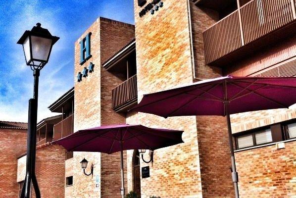 Hotel Marquesado de Almansa - фото 14