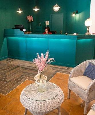 Hotel Maestrazgo de Calatrava - фото 16