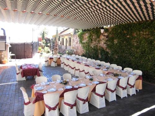 Hotel Rural Restaurante Los Rosales - фото 12