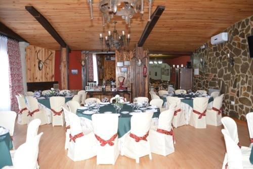Hotel Rural Restaurante Los Rosales - фото 14
