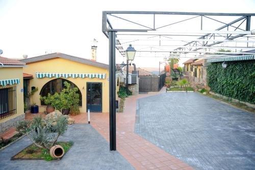 Hotel Rural Restaurante Los Rosales - фото 19