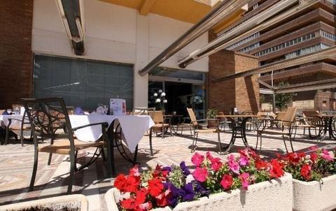 Hotel Castilla Alicante - фото 12