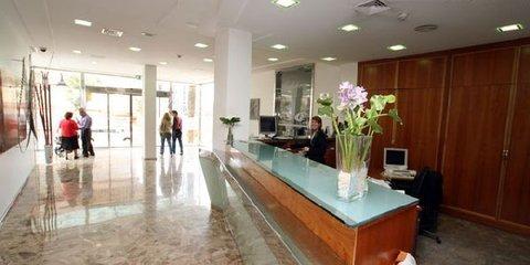 Hotel Castilla Alicante - фото 14