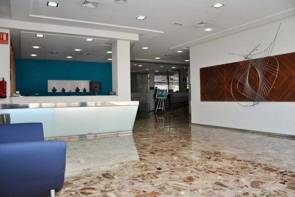 Hotel Castilla Alicante - фото 15