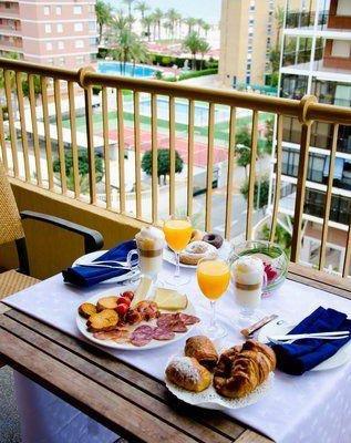 Hotel Castilla Alicante - фото 17