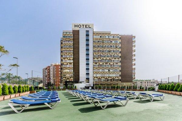 Hotel Maya Alicante - фото 7