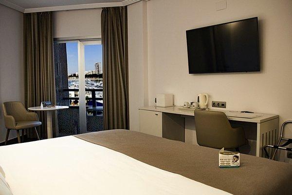 Hotel Sercotel Spa Porta Maris - фото 4