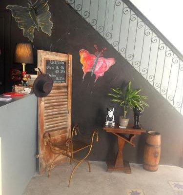 Barrio Boutik Hotel - фото 15