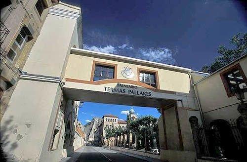 Hotel Parque Balneario Termas Pallares - фото 22