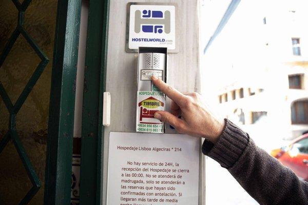 Hospedaje Lisboa Algeciras - фото 22