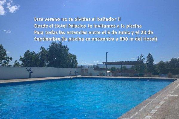 Hotel Palacios - фото 21