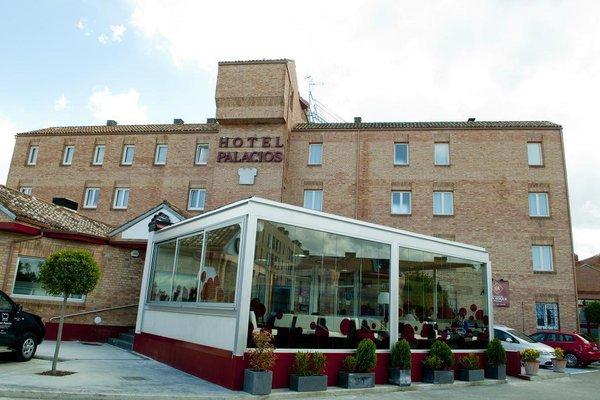 Hotel Palacios - фото 22