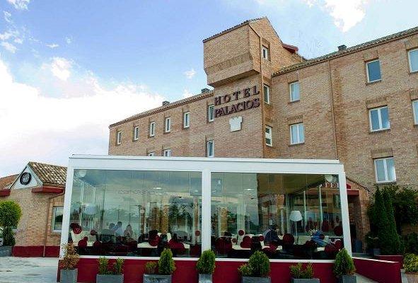 Hotel Palacios - фото 23