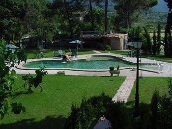 Casa Rural Masia El Pinet - фото 8