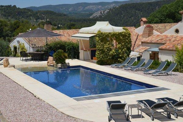 Hotel Rural Masia la Mota - фото 20