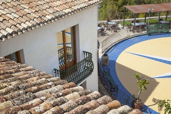 Hotel Rural Masia la Mota - фото 22