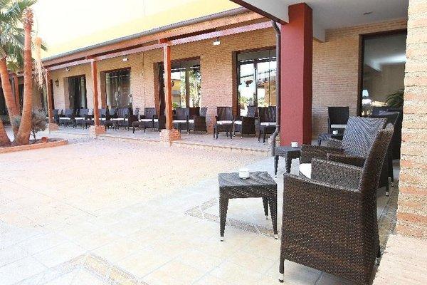 Hotel Bodegas Viсasoro - фото 11