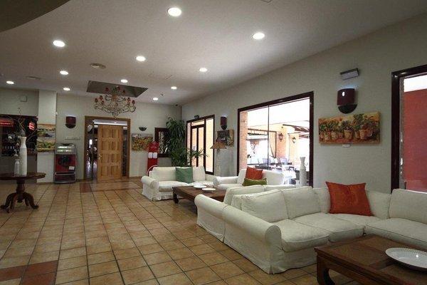 Hotel Bodegas Viсasoro - фото 13