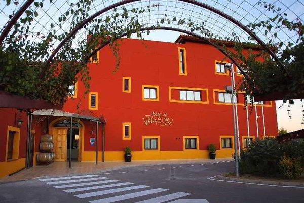 Hotel Bodegas Viсasoro - фото 18