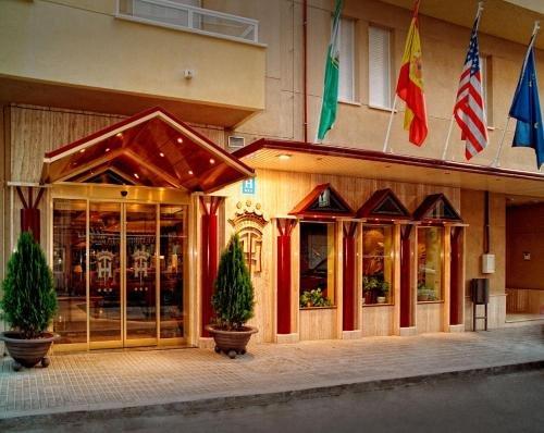 Hotel Torrepalma - фото 21