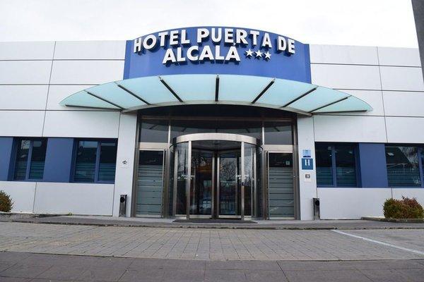 Hotel Puerta de Alcala - фото 17