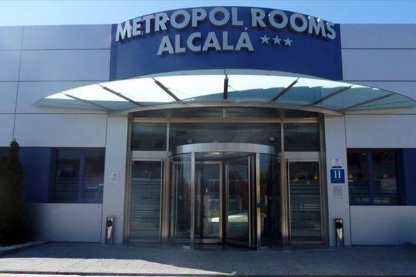 Hotel Puerta de Alcala - фото 18