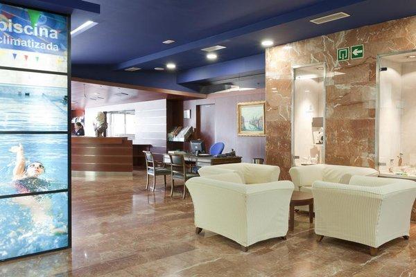 Hotel Olympia Valencia - фото 11