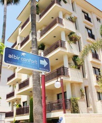 Apartamentos Albir Confort - Avenida - фото 22